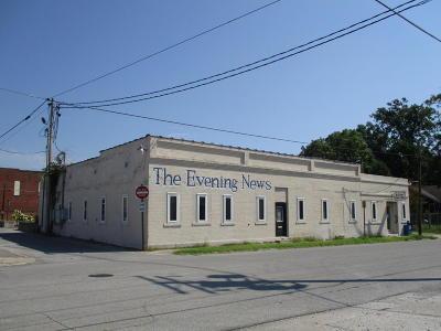 Benton Commercial For Sale: 111 E Church Street