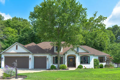 Williamson County Single Family Home For Sale: 2704 Prestwick Way
