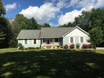 Benton Single Family Home For Sale: 11488 Sugar Creek Road