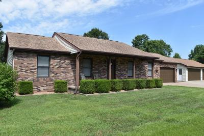 Marion Single Family Home For Sale: 1206 S Hadfield