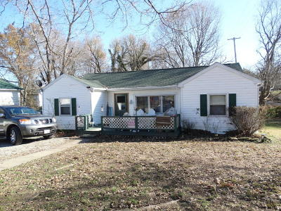 Johnson County Single Family Home For Sale: 57 W 3rd Street