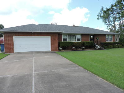 Carterville Single Family Home For Sale: 1201 Shawnee Trail