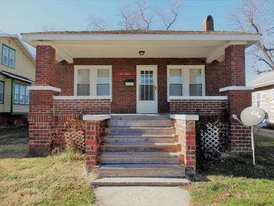 Benton Single Family Home For Sale: 115 McCann Street