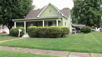 Marion Single Family Home For Sale: 700 E Carter Street