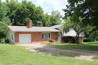 Johnson County Single Family Home For Sale: 2505 Ozark Road