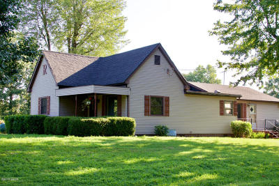 Marion IL Single Family Home For Sale: $169,900