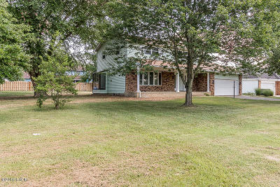 Marion IL Single Family Home For Sale: $149,900