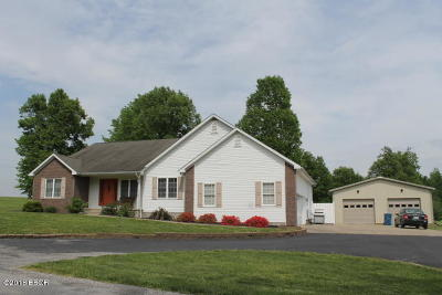 Carterville Single Family Home For Sale: 11658 Hafer Road