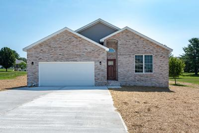 Marion Single Family Home For Sale: Wren Drive #036