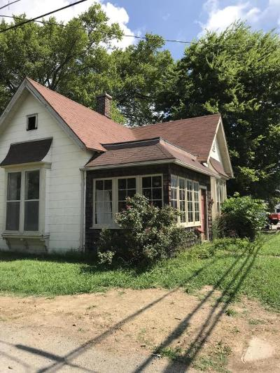 Metropolis IL Single Family Home For Sale: $39,900
