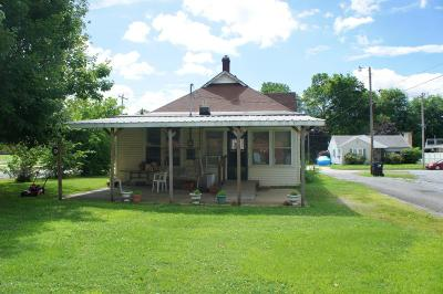 Massac County Single Family Home Active Contingent: 513 Catherine Street