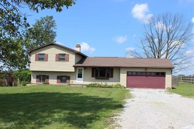 Marion Single Family Home For Sale: 11515 Rt 166
