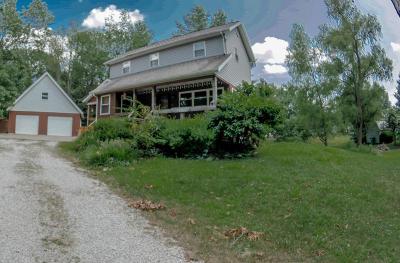 West Frankfort Single Family Home For Sale: 18146 Lone Oak Terrace