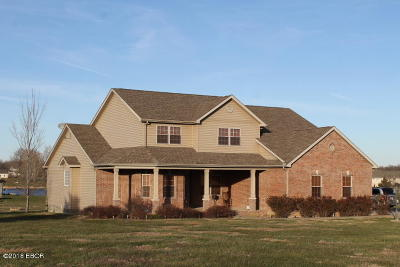 Carterville Single Family Home For Sale: 6028 Lakeview Drive