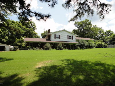 Johnson County Single Family Home For Sale: 320 Oak Tree Lane