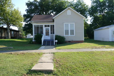 Massac County Single Family Home Active Contingent: 211 E 2nd Street