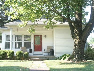 Carterville IL Single Family Home For Sale: $94,900