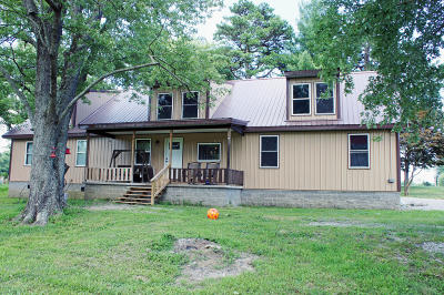 Massac County Single Family Home For Sale: 8669 Unionville Road