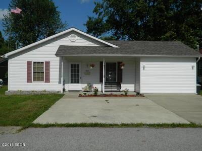 Marion Single Family Home For Sale: 905 N Granite Street