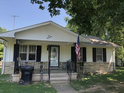 Massac County Single Family Home For Sale: 517 Brooklane