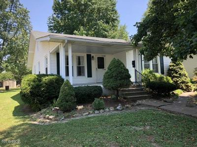Herrin Single Family Home Active Contingent: 916 N 13th Street Street