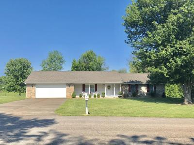 Marion IL Single Family Home For Sale: $155,900