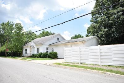 West Frankfort Single Family Home For Sale: 1417 E Oak Street
