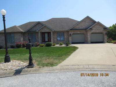 Marion IL Single Family Home For Sale: $289,000
