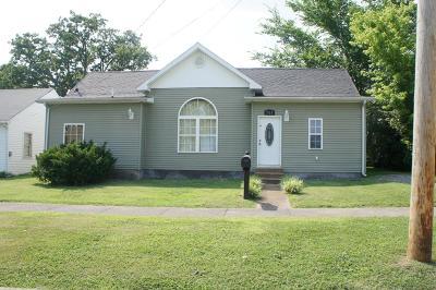 Massac County Single Family Home For Sale: 705 Girard Street
