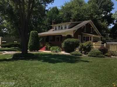 Benton Single Family Home For Sale: 815 N Main Street