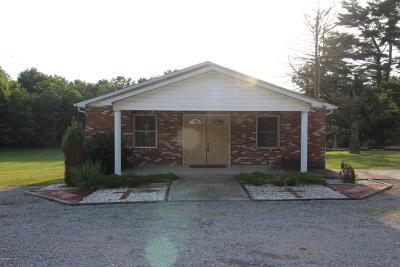 Marion Single Family Home For Sale: 205 Hilltop Lane