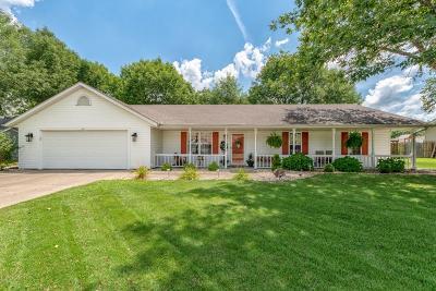 Herrin Single Family Home Active Contingent: 3020 Hickory Ridge Drive