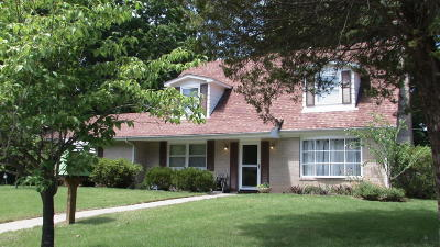Carbondale Single Family Home For Sale: 1708 W Colonial Drive