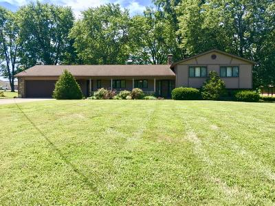 Single Family Home For Sale: 11684 Country Club Road