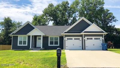 Carterville Single Family Home Active Contingent: 6095 Chandler Drive