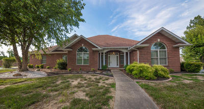 Williamson County Single Family Home For Sale: 1508 Baltusrol Drive