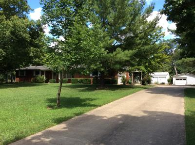 Mt. Vernon Single Family Home For Sale: 19312 N Il Hwy 37