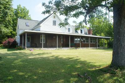 Johnson County Single Family Home For Sale: 5585 Reevesville Road