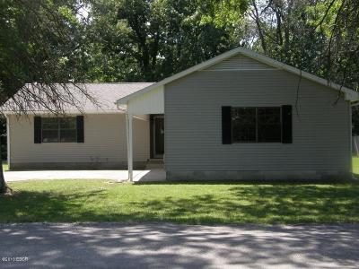 Herrin Single Family Home Active Contingent: 3109 Weaver Road