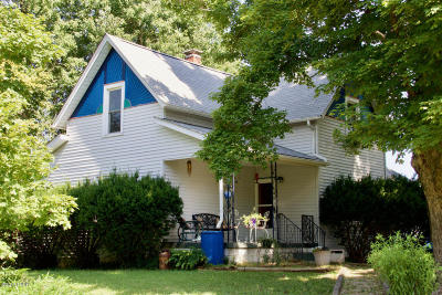 Carbondale Single Family Home Active Contingent: 885 School House Road