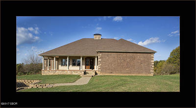 Williamson County Single Family Home For Sale: 7393 Moake School Road