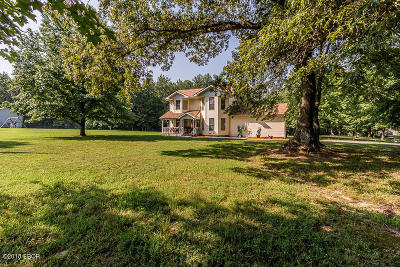 Single Family Home For Sale: 1908 Calico Road