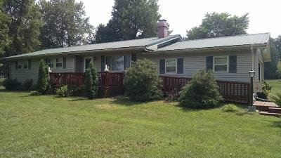 Vienna Single Family Home For Sale: 6940 State Route 146 East
