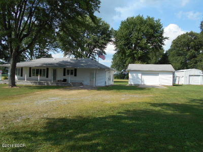 Saline County Single Family Home For Sale: 375 Hwy 34 South