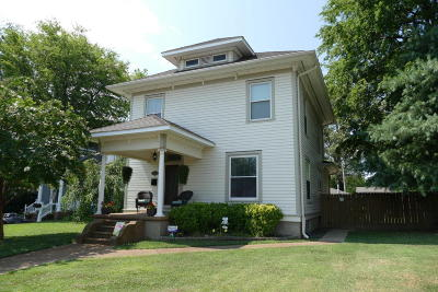 Massac County Single Family Home For Sale: 308 E 5th Street
