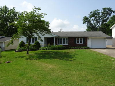 Saline County Single Family Home For Sale: 1007 McHaney Road