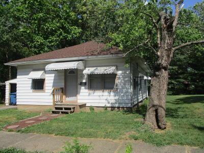 Benton Single Family Home For Sale: 414 N 10th Street