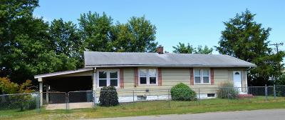 Murphysboro Single Family Home Active Contingent: 1501 Grace Street