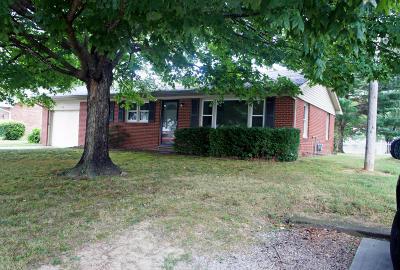 Massac County Single Family Home For Sale: 46 Jon Street