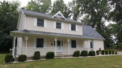 Marion Single Family Home For Sale: 1805 Spring Garden Road